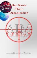 AIM [FIRST DRAFT] by ZiyandaLauren13