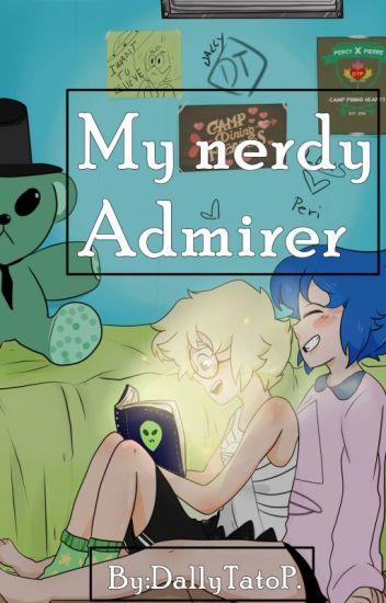 My Nerdy Admirer|| A Lapidot fanfic