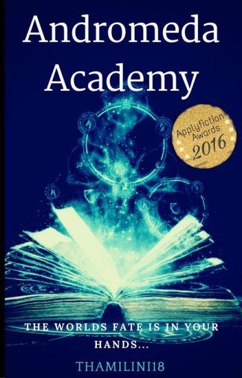 Andromeda Academy - MonstaX a.f ~ #Wattys2017