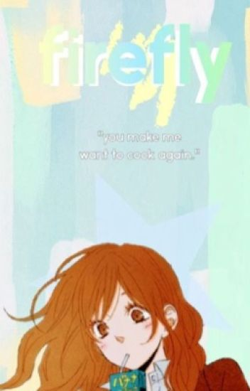 firefly 【kurokiba ryou | shokugeki no soma】