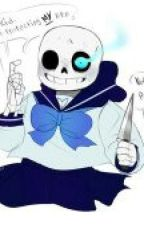 True Love Restraint (A Yandere!Sans x Reader) by NeonYandere