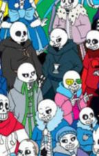 Ask & dare all the sans and me! by 17Sansy