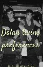 dolan twins//preferences by RowlandDolanDallas