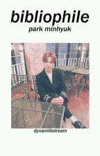 bibliophile * park Minhyuk • rocky by dynamitedream