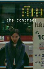 the contract  by Tzuminatozaki