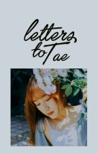 Letters to Taehyung 》 kth + jjk by -silencee