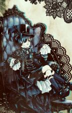 The fallen Angel||Black Butler by cuoriarresi