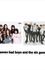 the seven bad boys and the six good girls by juviemae_2004