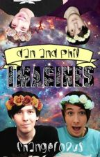 Dan and Phil Imagines by spaceboydan