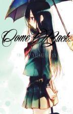 Come Back. ( A MCSM FanFiction) -M! Jesse x Petra x Lukas x F! Jesse- by XxCakeKatexX