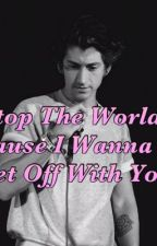 Stop the world cause I wanna get off with you  ~ an Alex Turner Fanfic by RowanCato