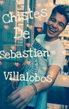 Chistes y Imagina de Sebastian Villalobos by ludmilaalvarez564