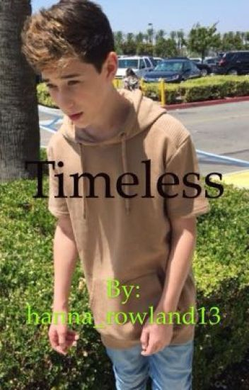 Timeless//Brandon Rowland