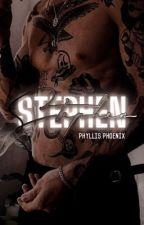 STEPHEN ✔️ [stephen james] #Wolfseyeaward by -winchester-