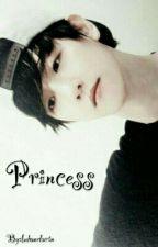 Princess by luhandarin