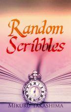 Random Scribbles by MikuruTakashima