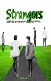 Strangers by MariaRakelj