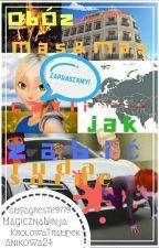 Obóz MAS&MAS, Czyli Jak Zabić Rudą Sarnę  //POPRAWIANE// by AmyAgreste9779