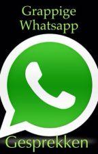 Grappige whatsapp gesprekken by babetko