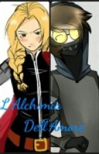 L'Alchimia Dell'Amore  by AkaneILoveAnime