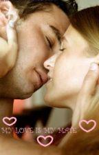 My Love Is My Mate by teenwolffan