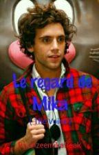 Le regard de Mika ( The Voice) by alizeemikafreak