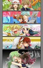 Libro De Shipping (Pokemon) by EstherRoman7