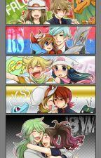 Libro De Shipping (Pokemon) by EstherRoman7