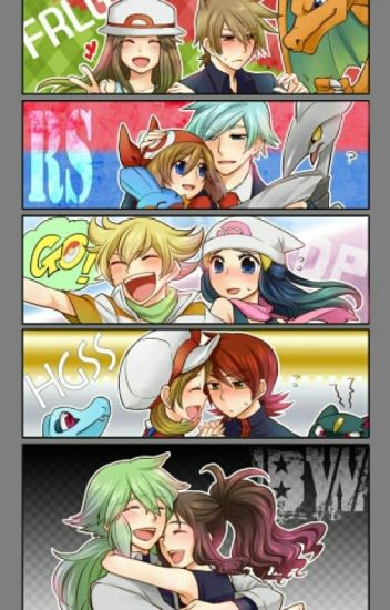 Libro De Shipping (Pokemon)