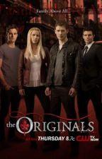 The Originals smut  by shookdobrev