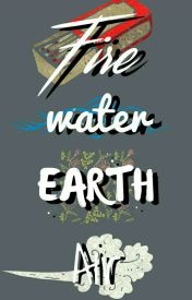 Fire & Water & Earth & Air by -Myxzlplix-