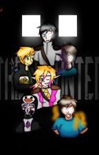 """You Don't Get It   """"The Haunted"""" Fanfic by captain_cupcake_"""