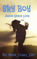 Sky Boy ~~~ Jason Grace by XxDarling-JupiterxX