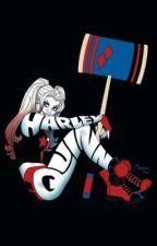 Harley Quinn by rebekahana