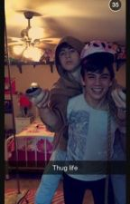 My Step-Brother Hayes Grier by hayes_grier03