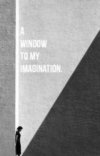 نافذة إلى خيالي. by weirdlyfadia