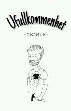 Ufullkommenhet.  {r.d} by -YENNIE-