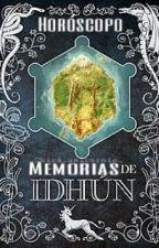 Horóscopo - Memorias de Idhún  by chica_unicornio_