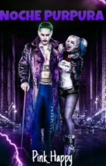 Noche Purpura (Joker y Harley)