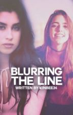 Blurring The Line by kinbee34