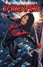 Ultimate Spiderman || N.K.H. [AU] (Book 1 of The Spiderwomen Series) by tattedupdayuh