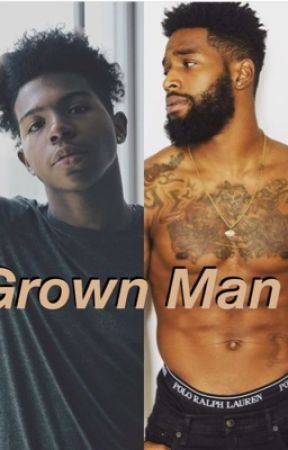 Grown Man  by monibe12