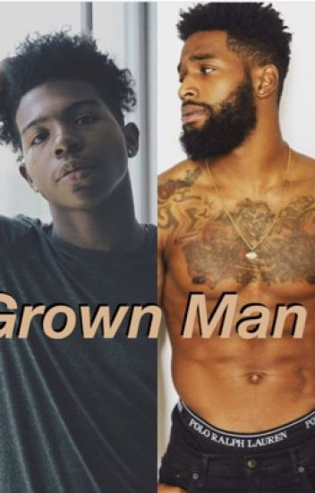 Grown Man #Wattys2017