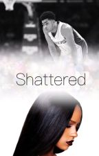 Shattered | D'Angelo Russell by hopesashes