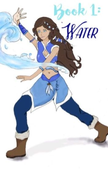 Book 1: Water (Aang Love Story)