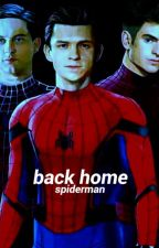 Back Home - Spiderman by Spideysensualon