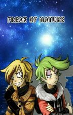 Freak Of Nature Chris x Ted {CoMpLetE} by Larstonix