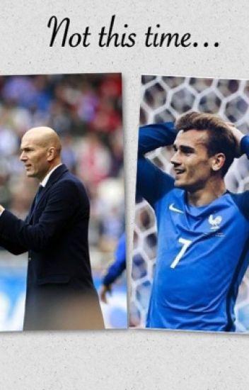 La hija de Zidane. [Anto Griezmann]