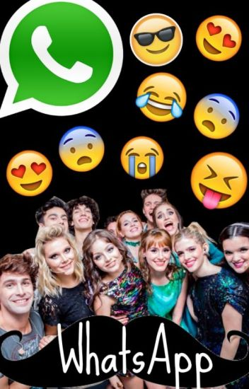 WhatsApp - SoyLuna. (2 Temporada)