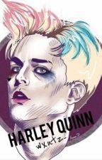 harley quinn » brallon by wxntz-